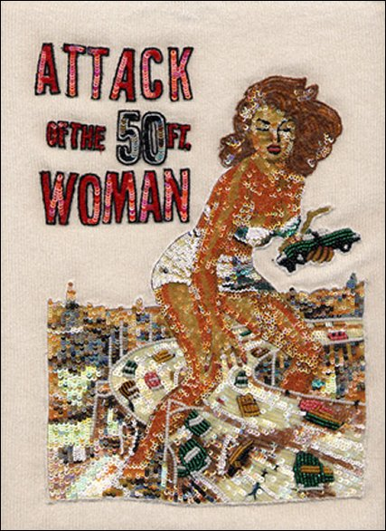 Weiteres material zu attack of the 50 foot for Attack of the 50 foot woman t shirt