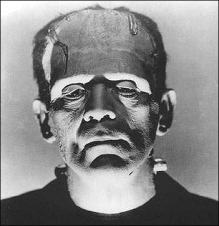 Deconstructive perspective of frankenstein