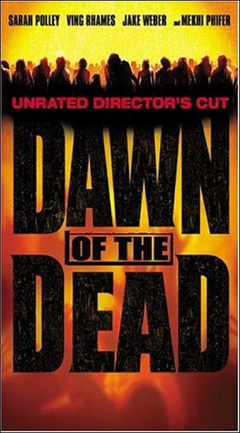 MONSTRULA.de - Cover zu: DAWN OF THE DEAD (2004)