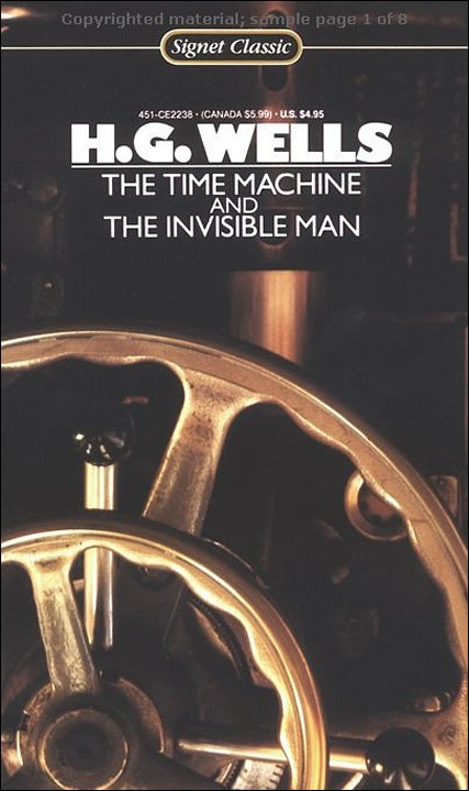 essay about time machine